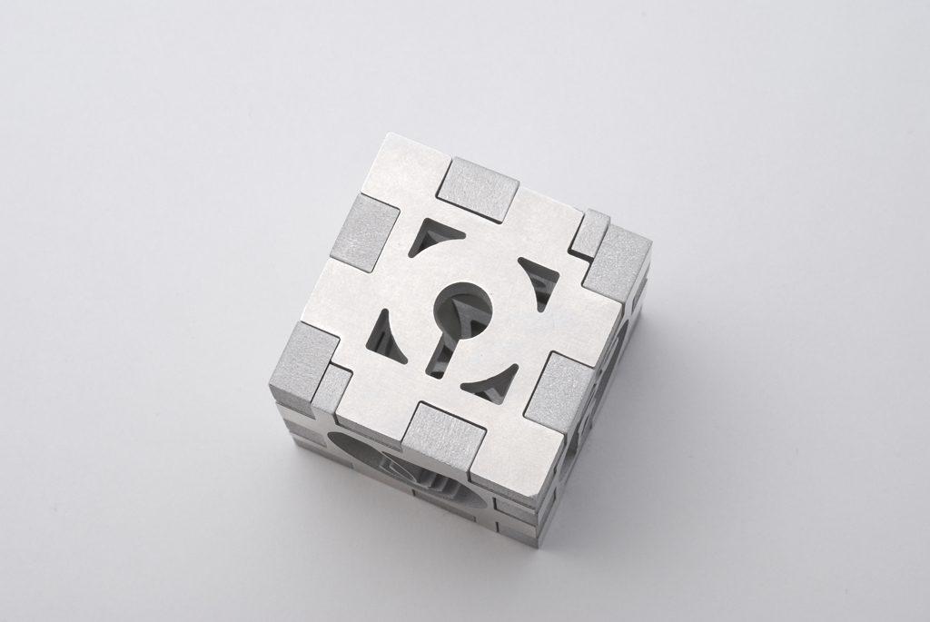 Metal Cube